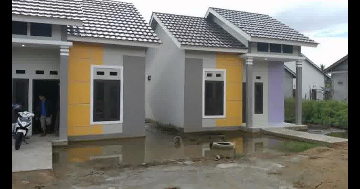 Rab Rumah Type 36 Subsidi Excel - Ceria Bulat h