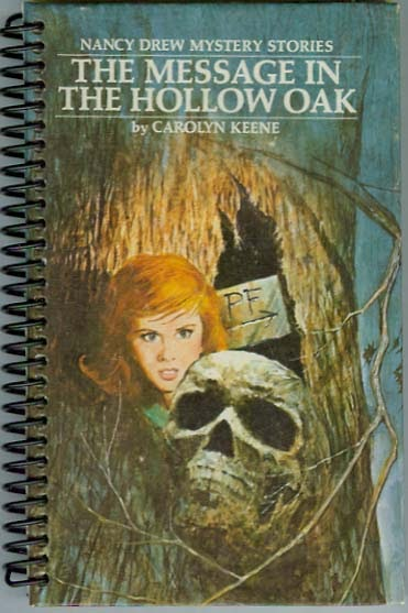 Nancy Drew Book Cover Pictures : Nancy drew sleuth vintage book cover journals