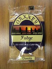 Orkney Vanilla Fudge