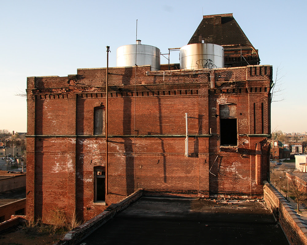 Falstaff Brewery Saint Louis © 2014 sublunar