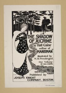 The shadow of a crime. Digital ID: 1543426. New York Public Library