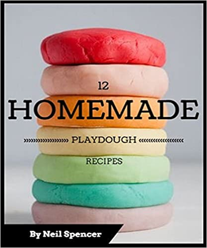 12 Homemade Playdough recipes