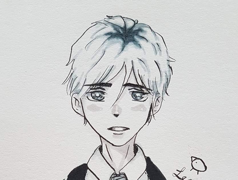 anime jungs zeichnen