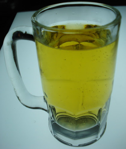 Traditional mug of beer by trudeau