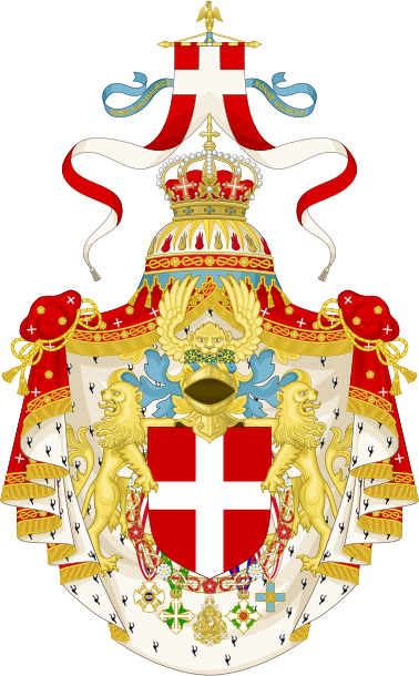 Coat of Arms of the Kingdom of Italy