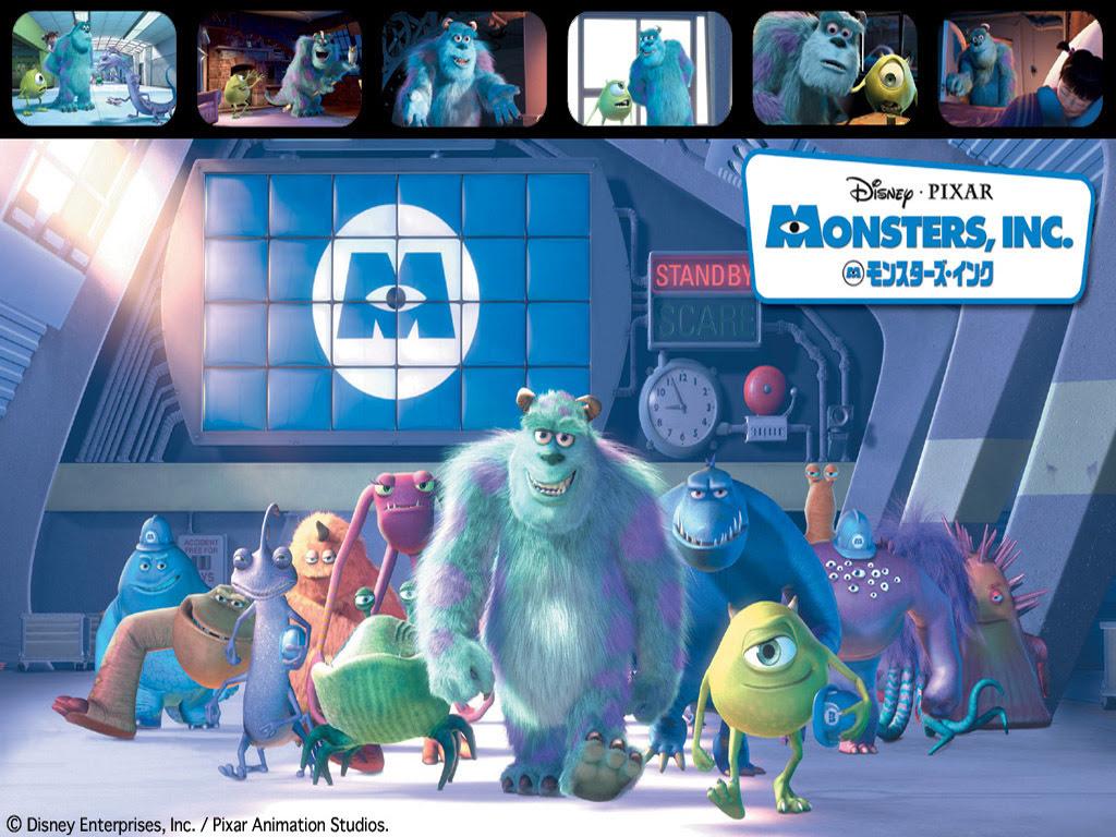 Monsters Inc 壁紙 モンスターズ インク 壁紙 1313587 ファン