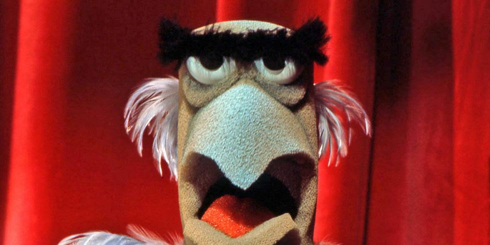 Dai Muppet Show il personaggio monociglio