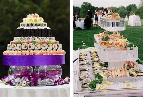 8 Wedding Food Bar Ideas That Will Leave Your Guests Super