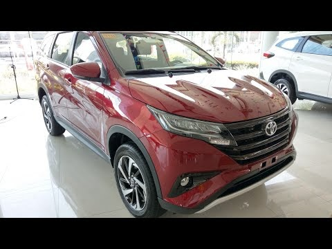 VIDEO: 2018 Toyota RUSH 1.5G AT (Philippines) - Features & Specs