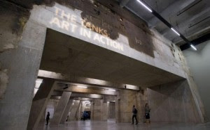 Tate Modern The Tanks Tracey Moberly Tweet Me Up