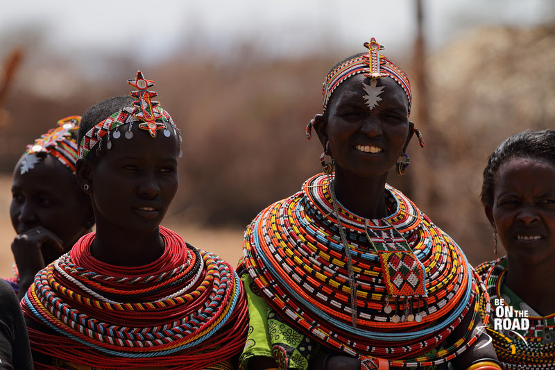 Samburu Women Portraits