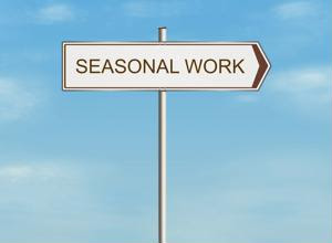 Retailers facing increased competition for seasonal hires