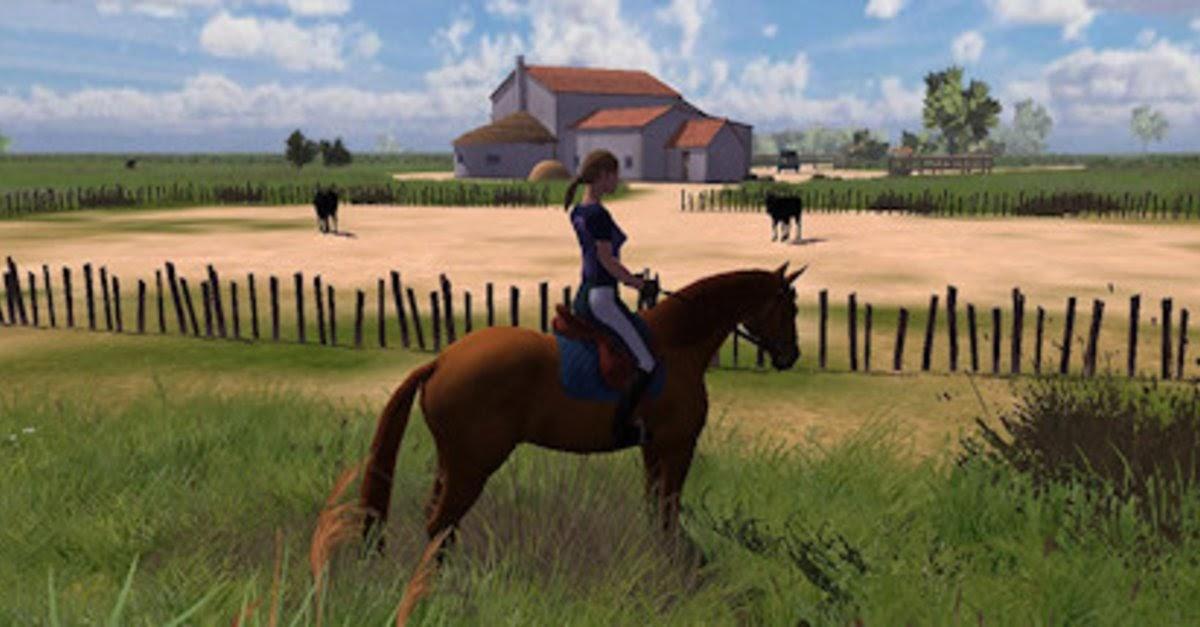 Pferdespiele 1001