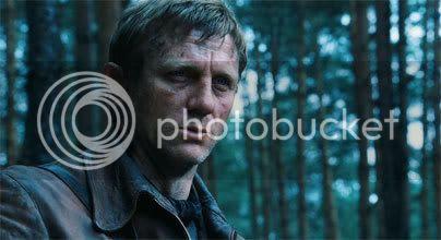 Defiance - Daniel Craig looks like a slavic.