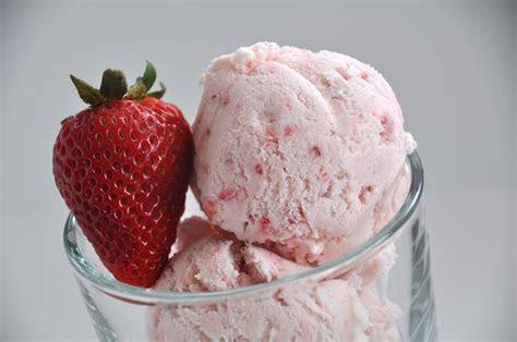 easy eggless strawberry ice cream recipe  recipes uk