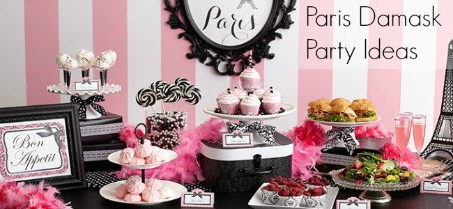 Paris Themed Party Decoration Ideas Elitflat