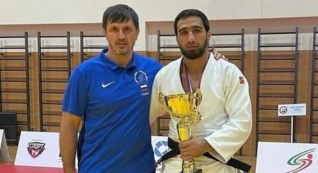 Ингушский дзюдоист Хусен Халмурзиев стал победителем клубного чемпионата России