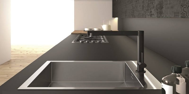 Nanotech matte countertop