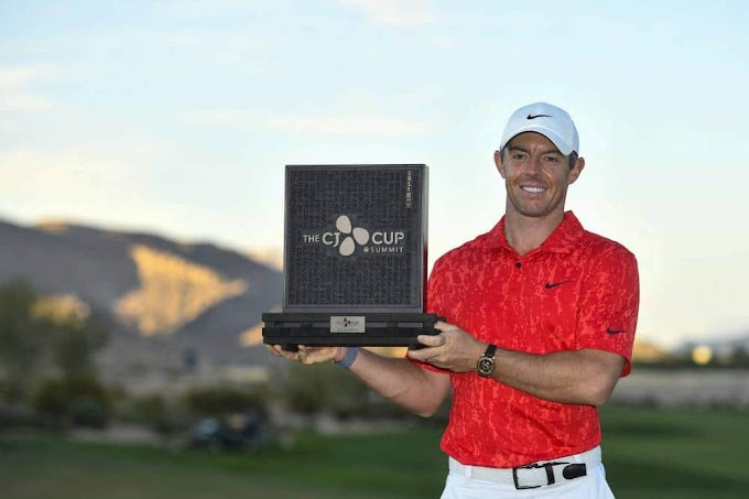 McIlroy captures 20th US PGA title with victory at Vegas