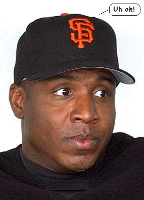 barry bonds uh oh