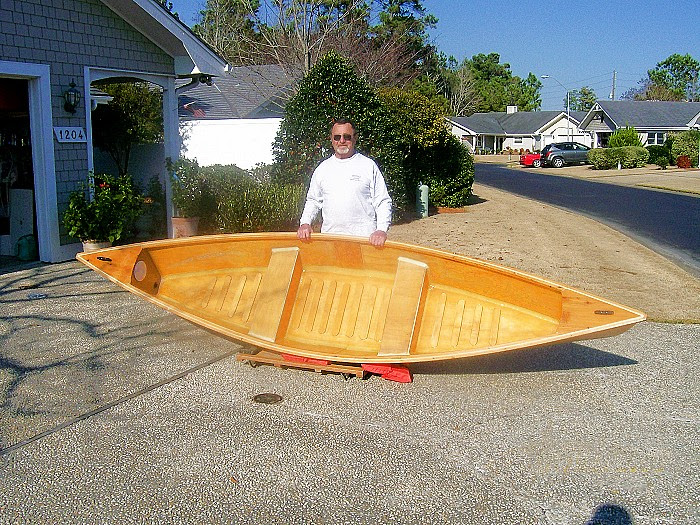 Plywood Pirogue Plans http://www.glen-l.com/picboards/picboard17