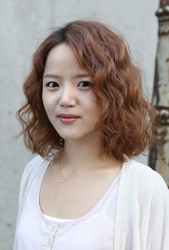Rambut Bob Pendek Wanita Korea