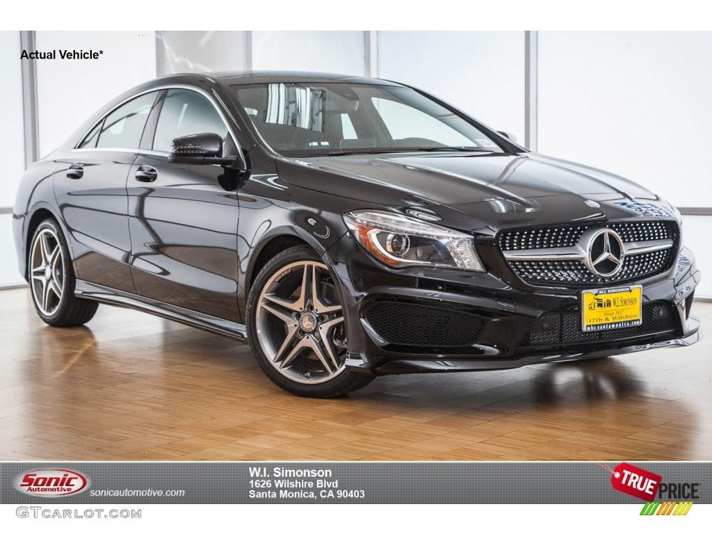 2015 Night Black Mercedes-Benz CLA 250 #105990293 ...