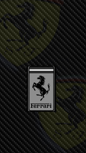 Ferrari Logo WP01