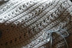 crochet dress detail