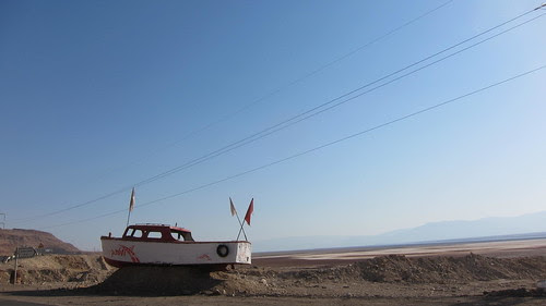 dead sea boat by TheLostSociety