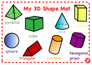 3D Shapes for Reception 300x211