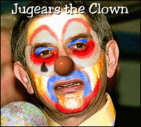 Jugears the Incompetent Clown