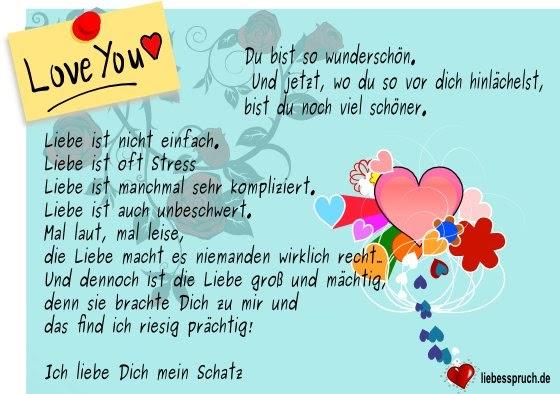 Geburtstag Sprüche Verliebt