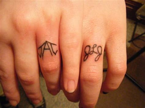 Wedding Ring Tattoos   Pictures Of Wedding Ring Tattoos