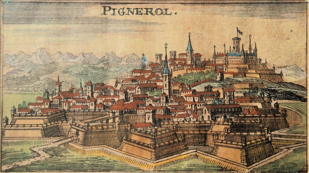 Resultado de imagen de pignerol forteresse