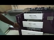 Ramya Modular Kitchen, Our Client Mr Ramesh @ Trichy Ariyalur,