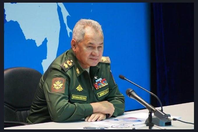 Министра обороны Шойгу могут назначить полпредом президента в Сибири
