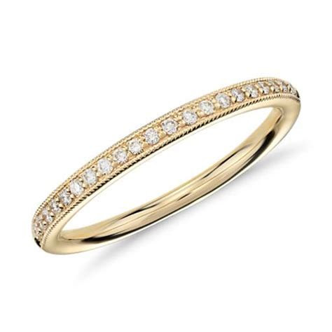 Channel Set Diamond Ring in 14k Yellow Gold (1 ct. tw