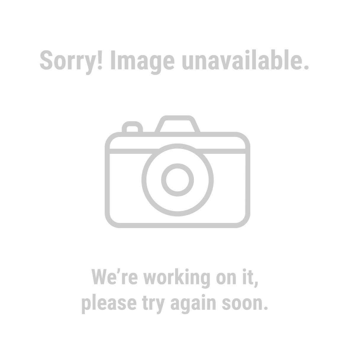 Central Pneumatic 95275 Pancake Air Compressor, Oilless 1/3 Horsepower, 3 Gallon, 100 PSI