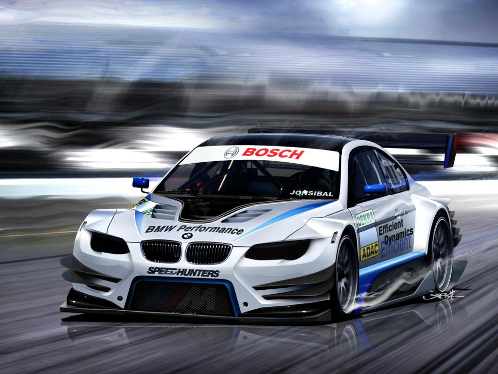 Free Download Full Size BMW Speed Hunters Racing Cars