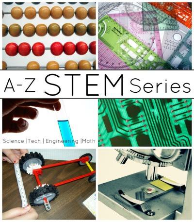 a to z stem series