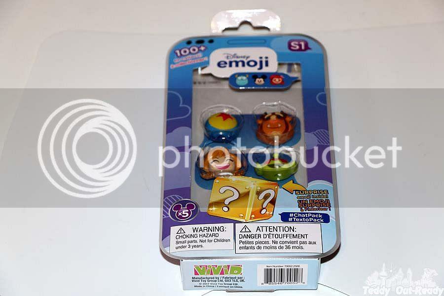 Disney Emoji ChatPack
