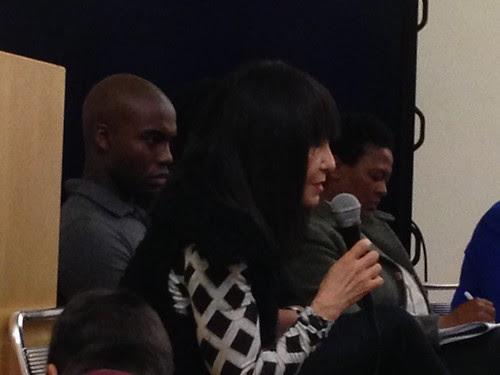 Adam Pendleton, RoseLee Goldberg, Gabi Ngcobo