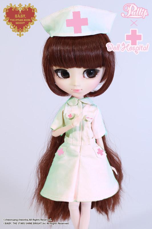 Doll Hospital x Pullip