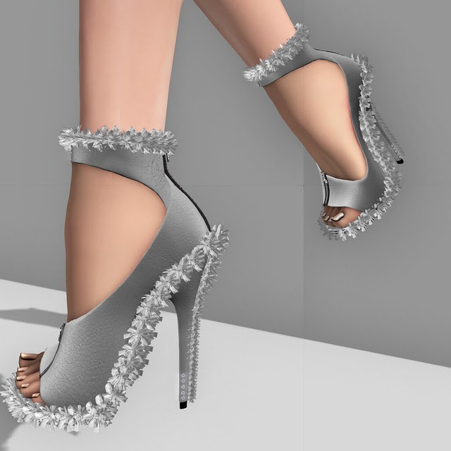 Group Gift Tinsel Stilettos
