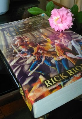 The Blood of Olympus Review