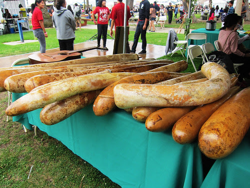 Filipino Food at Festival of Philippine Arts and Culture