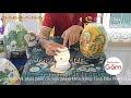 Cấu tạo của đèn xông tinh dầu Bát Tràng - Địa Chỉ Cung Cấp Đèn Xông Tinh...