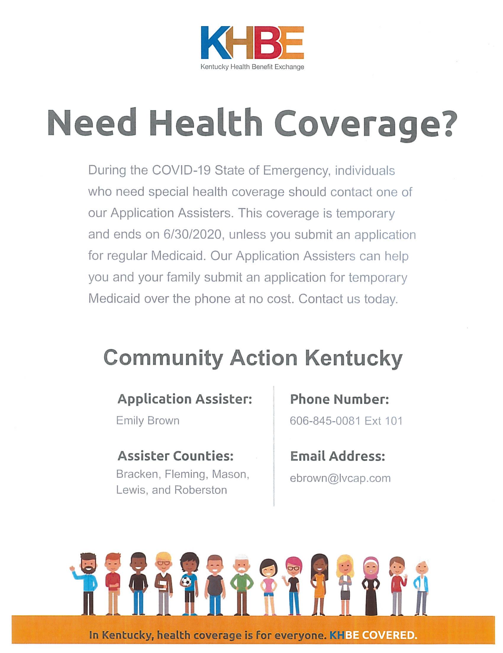 Healthcare Enrollment | LVCAP | SUPPORT ACCESS EDUCATION HEALTH HOPE