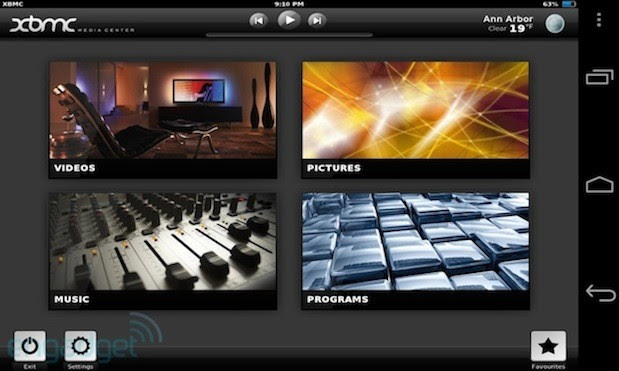 'User friendly' XBMC for Android build rolls out for settop boxes and mobile devices